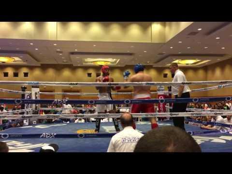 9º Campeonato Panamericano De Kickboxing - Cancun - 2016 - Guto Inocente Vs Ivan Galaz