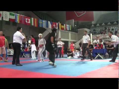 Krisztián Jároszkievicz V Andrea Lucchese Best Fighter 2011