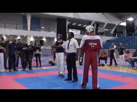 Michael Page WAKO British Championships