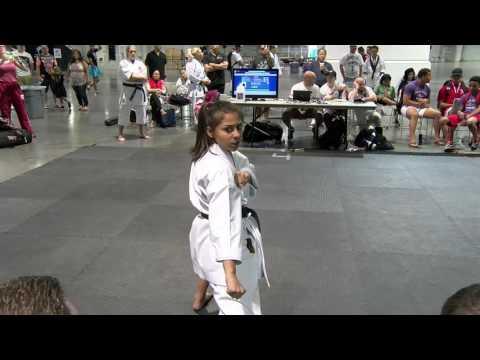 Maria Harrison 1 WAKO North American Open 2016