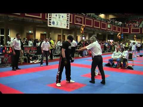 David Farrell V Damiano Capogna Irish Open 2016