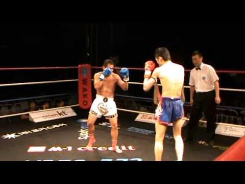 Det Sinbi K1 Wako Championship Fight