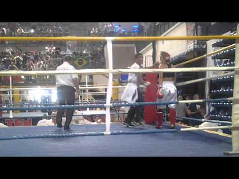 Mondiali Wako Junior -52 Low Kick 09/09/14