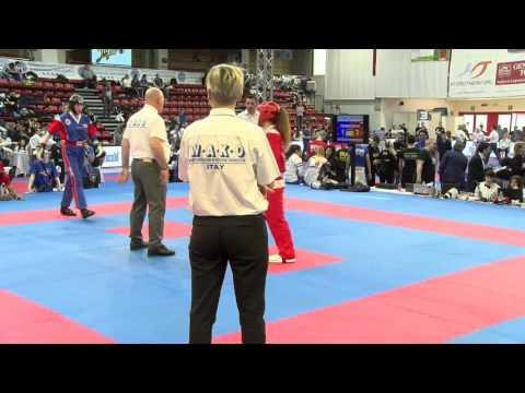 Baxter V Lauricz Pointfighting Cup 2016