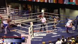 Hungarian World Cup 2016 - Final - LK Sen Male -63,5kg,  Orsini Andrea [ITA] vs Lodzik Jan [POL]
