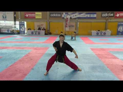 Jack Haggerty WAKO European Championships 2016
