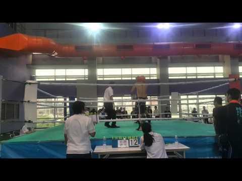 2016 年 4 月 WAKO 踢拳道全國錦標賽 低踢組 67KG級男子選手 初賽 第二回合 中山拳館 踢拳道 Kickboxing 賽事