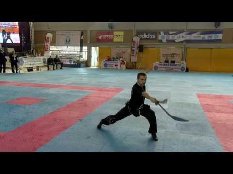 Ivan Baev WAKO European Championships 2016
