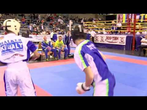 Kiraly V Slovenia Hungarian Kickboxing World Cup 2016