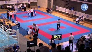 Wako Kickboxing camera 3 Live Stream (TATAMI)