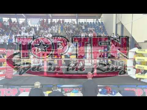 Danil Borozdin V Nurettin Diler WAKO European Championships 2016
