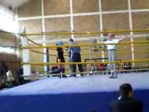 Kick Boxing -low Kick