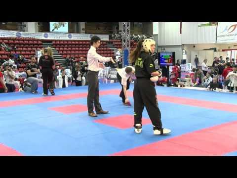 Povlopoulou V Angelino Pointfighting Cup 2016