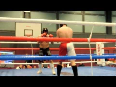 Lowkick -86kg IDM WAKO Finale Round 2