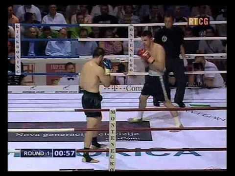 Ivan Strugar Vs Salko Zildzic (26 Maj 2009) - Mec Za Prvaka Svijeta U Low Kick WAKO PRO