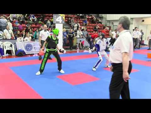 Benedetti V Zajacs Pointfighting Cup 2016