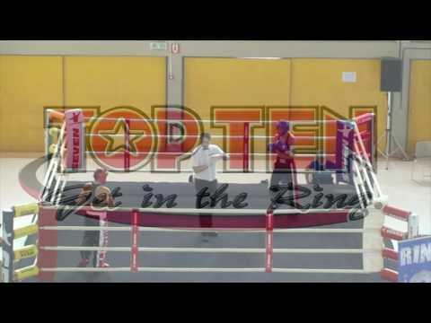 Katalin Konya V Merima Basic WAKO European Championships 2016