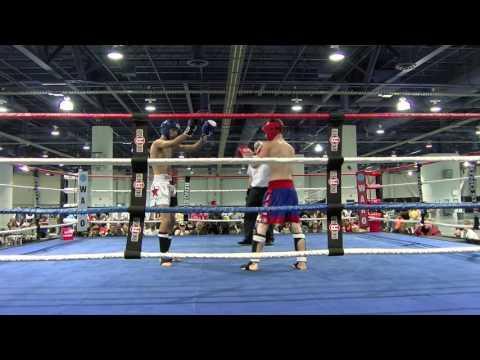 Patrick Villalobos V Daniel Sanchez WAKO North American Open 2016