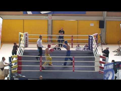 Vitalii Maksymiv V Novak Radulovic WAKO European Championships 2016