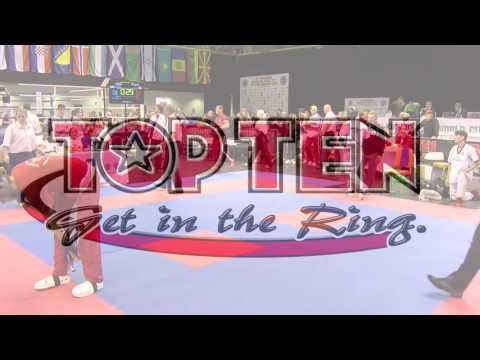 Zoltan Balint V Davide Colla Hungarian Kickboxing World Cup 2016