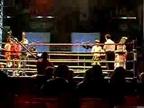 Campeonato Do Mundo Kickboxing Amador WAKO 3ºassalto