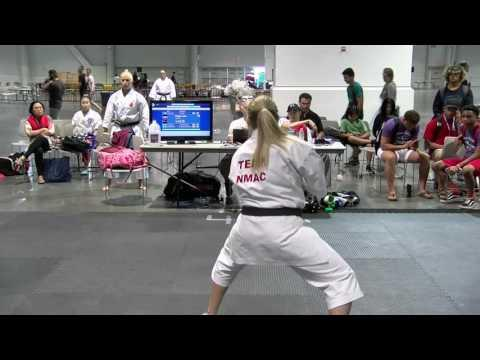 Laura Kemp 1 WAKO North American Open 2016