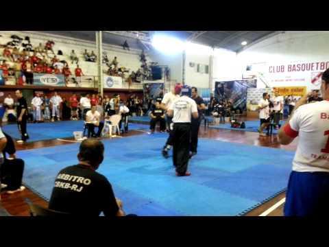 Panamericano Kick Boxing WAKO Corrientes Argentina