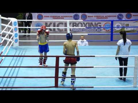 SERDIUK OLEKSII (UKR) Vs MAMMADOV ANAR (AZE) K1 Final WAKO 2016