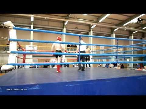 Roman Bondarevski Ring Fight Video In Riga WAKO Competition April 2016