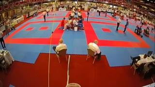 Tatami 5 and 7 WAKO World Championships 2016 Day 2
