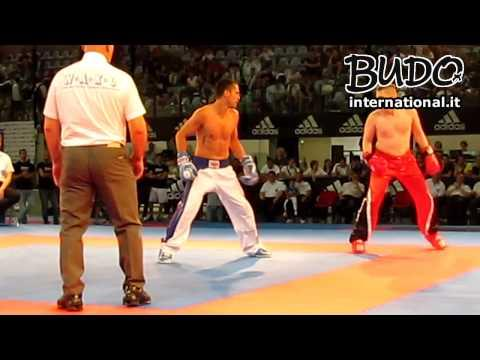 POINT FIGHT WAKO PRO: Alex Veres Vs Andrea Lucchese