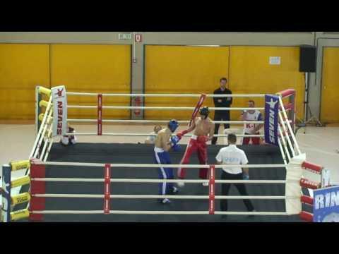 Jakub Pokusa V Iurii Fedorov WAKO European Championships 2016