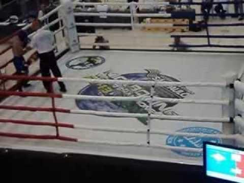 Campeonato Mundial WAKO - Low Kick's 60 Kg - 1/4 Final