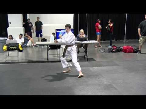 Luke Lokay WAKO North American Open 2016