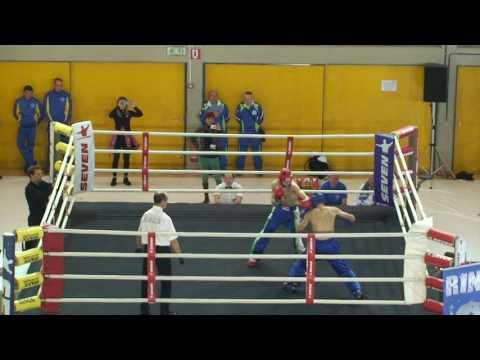 Aleks Stracanek V Novak Radulovic WAKO European Championships 2016