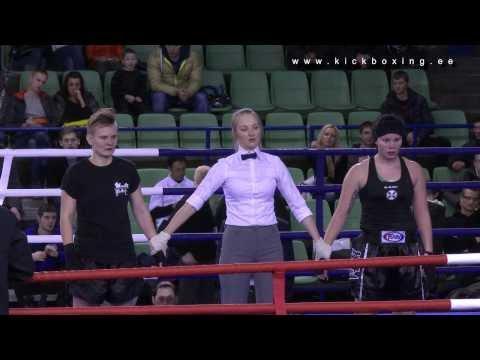 4K UHD 3840 X 2160p Eli Kraft Vs Kaisa Musikka Wako Baltic Open 01 FEB 2014