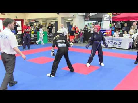Chandler V Petito Pointfighting Cup 2016