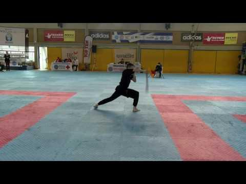 Dale White WAKO European Championships 2016