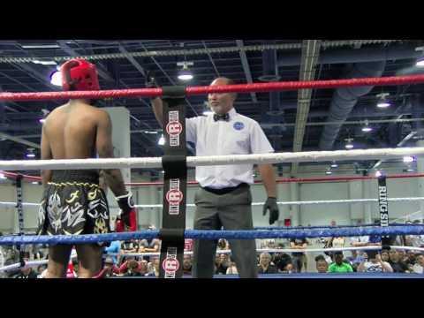 Nolan Linebaugh V Ryan Whetstone WAKO North American Open 2016