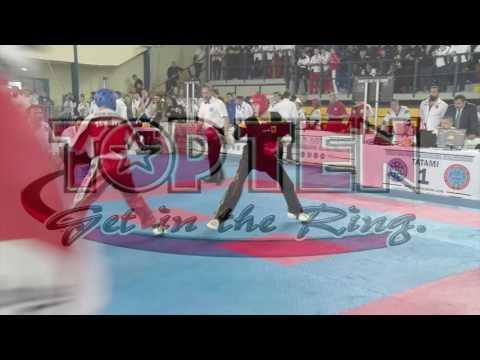 Ricardo Kremps V Tayfun Donmez WAKO European Championships 2016
