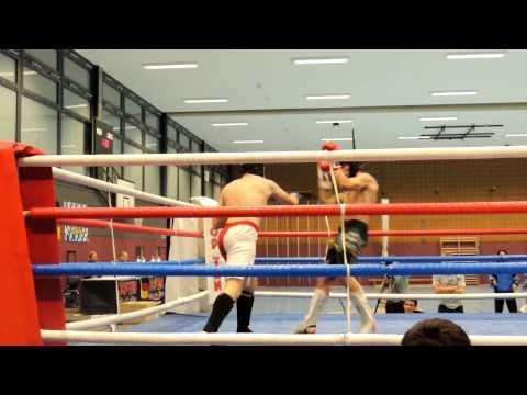 Lowkick -86kg IDM WAKO Finale Round 1