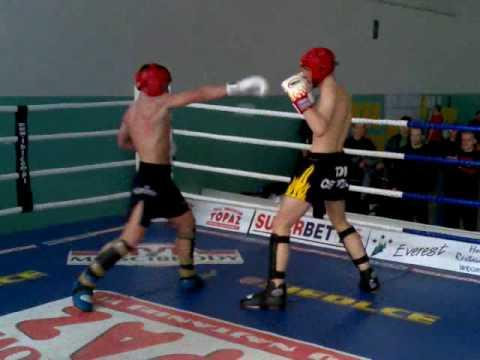 Kickboxing Low-Kick 67kg: Plawecki Vs Dajwlowski
