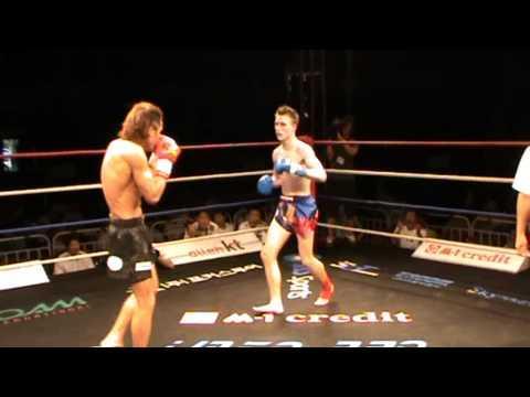 Nico Meyer Fights In Korean WAKO K1 Championship For Sinbi Muay Thai