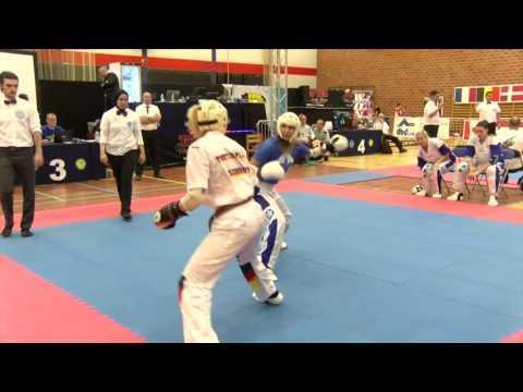 Carolin Sumski V Andrea Busa Flanders Cup 2016