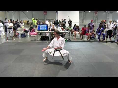 Michael Mooreman WAKO North American Open 2016