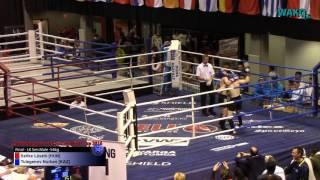 Hungarian World Cup 2016 - Final - LK Sen Male -54kg,  Szőke László [HUN] vs Tulegenov Nurken [KAZ]