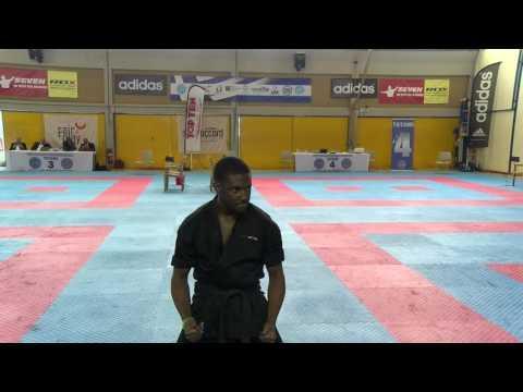 Kevin Cetout WAKO European Championships 2016