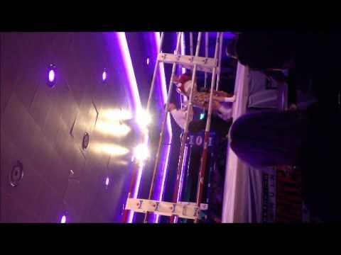 Therese Gunnarsson VS Yeliz Koblay WAKO PRO-Championship Fight Part 1