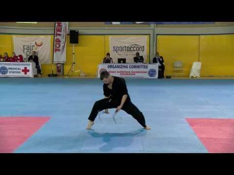 Denis Gavrilov WAKO European Championships 2016