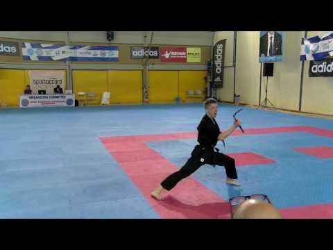 Vadim Derunov WAKO European Championships 2016